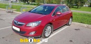 Opel Astra J 1.6 AT (115 л.с.) COSMO