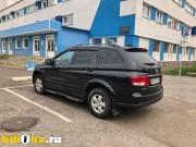 SsangYong Kyron 1 поколение [рестайлинг] 2.3 E-Tronic 4WD (150 л.с.)