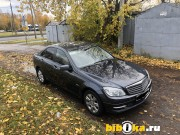 Mercedes-Benz C - Class W204/S204 C 180 CGI BlueEFFICIENCY AT (156 л.с.)