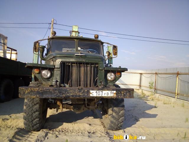 Урал 375 бортовой