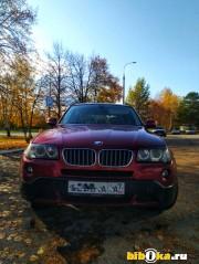 BMW X3 E83 [рестайлинг] 2.5si AT (218 л.с.)