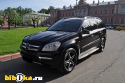Mercedes-Benz GL - Class X164 [рестайлинг] GL 450 7G-Tronic 4MATIC (340 л.с.) AMG