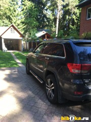 Jeep Grand  Cherokee WK2 3.0 TD AT (241 л.с.) overlend