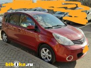 Nissan Note E11 [рестайлинг] 1.6 AT (110 л.с.)