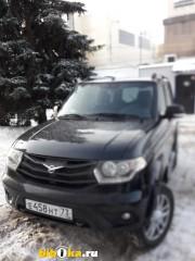 УАЗ 3163 Патриот  Limited