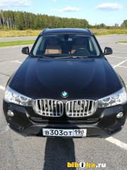BMW X3 28i 2.0 xDrive AT(245.л.с) Базовая