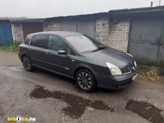 Renault Vel Satis 1 поколение 2.0 T AT (165 л.с.)