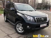 Toyota Land Cruiser Prado J150 4.0 AT 4WD (282 л.с.)