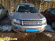 Land Rover Freelander 2 поколение [2-й рестайлинг] 2.2 TD4 AT 4WD (150 л.с.)