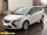 Opel Zafira C 1.4 T AT (140 л.с.)