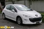 Peugeot 308 T7 [рестайлинг] 1.6 HDi MT (112 л.с.)
