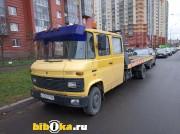 Mercedes-Benz T1 Truck L 608 D эвакуатор