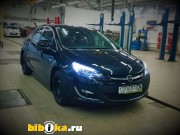 Opel Astra J [рестайлинг] 1.6 MT (115 л.с.) COSMO