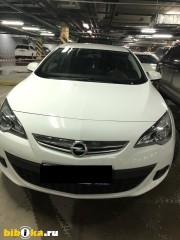 Opel Astra J 1.8 MT (140 л.с.)