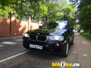 BMW X3 F25 [рестайлинг] xDrive20d AT (190 л.с.)