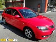 Mazda 3 BK [рестайлинг] 2.0 MT (150 л.с.)