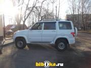 УАЗ 3163 Патриот 2.7 MT (128 л.с.) Limited