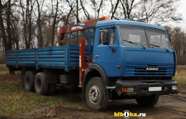 КамАЗ 65115 (6х4) бортовой