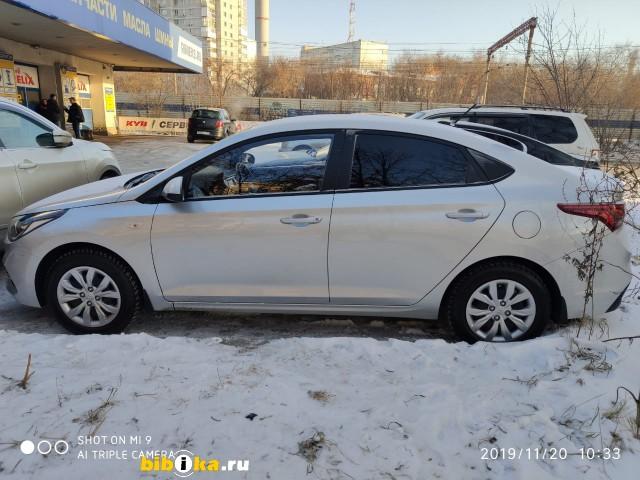 Hyundai Solaris  Comfort +