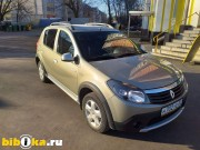 Renault Sandero Stepway  Стандартная Стандартная