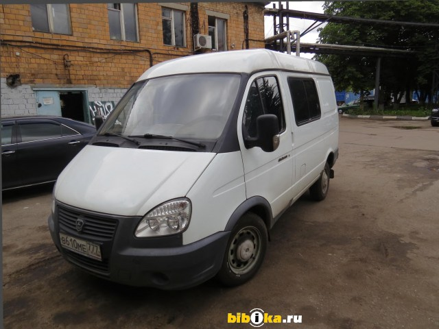 ГАЗ Соболь 2752 Цельнометаллический фургон