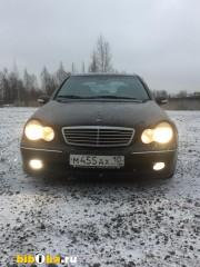 Mercedes-Benz C - Class W203/S203/CL203 C 220 CDI AT (143 л.с.) авангард
