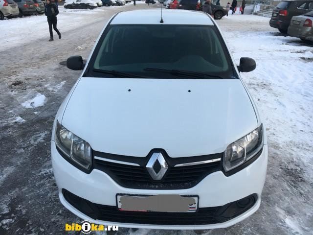 Renault Logan 2 поколение 1.6 MT (82 л.с.)