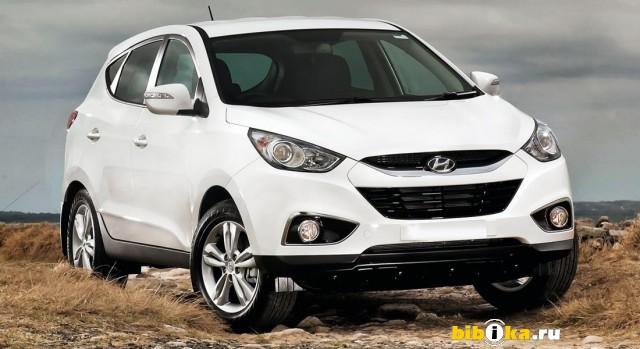 Hyundai ix35 1 поколение 2.0 AT 4WD (150 л.с.)