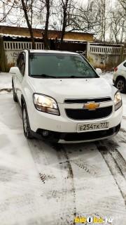 Chevrolet Orlando 1 поколение 1.8 MT (141 л.с.)
