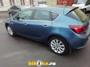 Opel Astra J 1.6 AT (115 л.с.)