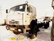 КамАЗ 43118 (6х6) шасси