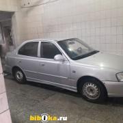 Hyundai Accent LC 1.5 MT (93 л.с.) Базовая