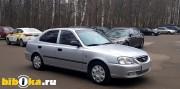 Hyundai Accent LC 1.5 AT (93 л.с.)