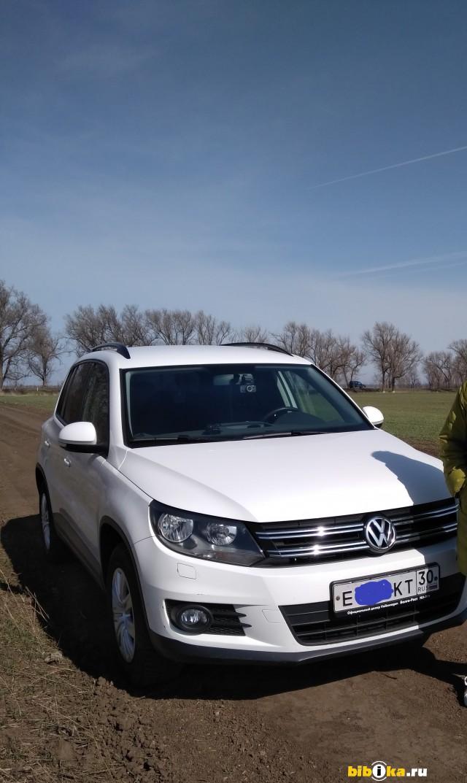 Volkswagen Tiguan 1 4 150л.с