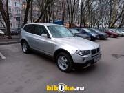 BMW X3 E83 [рестайлинг] 2.0d AT (177 л.с.)