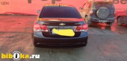 Chevrolet Cruze J300 [рестайлинг] 1.8 AT (141 л.с.)