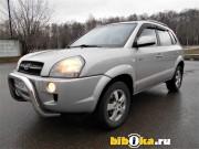 Hyundai Tucson 1 поколение 2.0 AT 4WD (141 л.с.)
