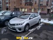 Toyota Corolla E150 [рестайлинг] 1.6 MT (122 л.с.)