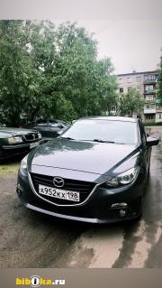 Mazda 3 BM 1.5 SKYACTIV-G AT (120 л.с.) Active +