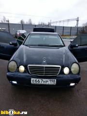 Mercedes-Benz E [W210] Рестайлинг Классик