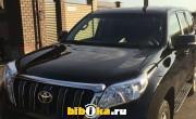 Toyota Land Cruiser Prado J150 [рестайлинг] 2.7 MT 4WD (163 л.с.)