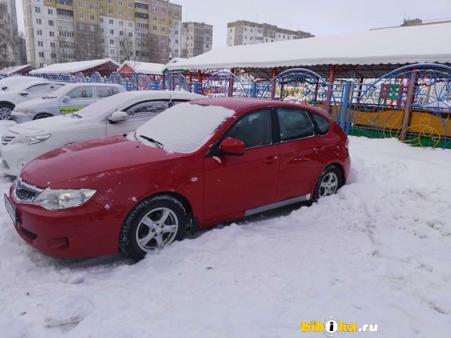 Subaru Impreza 3 поколение 1.5 MT (107 л.с.)