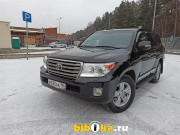 Toyota Land Cruiser 200 4500