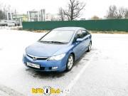 Honda Civic 8 поколение 1.8 AT (142 л.с.)