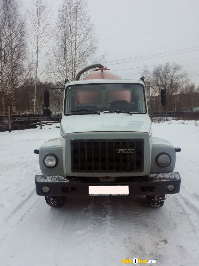 ГАЗ 3309 Ассенизатор