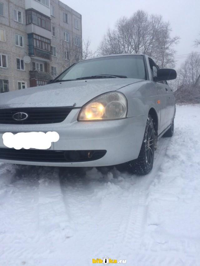 ЛАДА (ВАЗ) Приора седан 2170