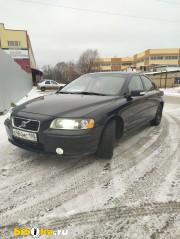 Volvo S60 1 поколение [рестайлинг] 2.4 AT (170 л.с.)