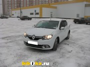 Renault Logan 1 6 luxe privilege