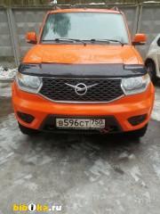 УАЗ 3163 Патриот  Экспедиционная версия