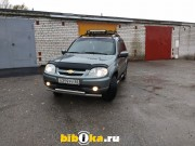 Chevrolet Niva (ВАЗ 2123) 1 поколение [рестайлинг] 1.7 MT (80 л.с.) GLC
